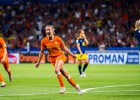 Nīderlande uzmanīgā futbolā papildlaikā sakauj Zviedriju un pirmoreiz iekļūst finālā