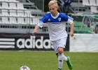 "16 gadus vecais Daškevičs aizvada 30 minūtes ""Anderlecht"" rindās pret ""Benfica"""