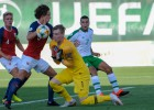 """Francija """"Euro U19"""" sāk ar drošu panākumu, Norvēģija un Īrija uzvarētāju nenoskaidro"""