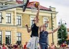"""21. jūlijā Cēsīs """"Ghetto Basket"""" turnīrs un bērnu """"Slam Dunk"""" konkurss"""