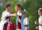 """Latvijas U16 izlase UEFA """"Assist"""" turnīra finālā sagrauj Butānu"""