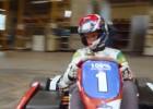 Video: Autosportists Baumanis iesaistās pudeles atvēršanas trakumā