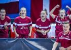 Uz spēles U16 pusfināls: Latvija pret Krieviju