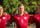 Latvijas U21 izlase viesos tiek pie neizšķirta pret Serbiju