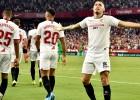 """""""Sevilla"""" pārtrauc savu neveiksmju un """"Real Sociedad"""" uzvaru sēriju"""
