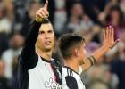 """""""Juventus"""" droši apspēlē """"Bayer"""", """"Atletico"""" sausā uzvara Maskavā"""