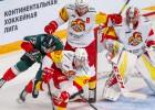 Bijušo Rīgas vārtsargu duelī Kalniņš tiek nomainīts, Ozoliņam uzvara ar 6:0