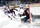Tralmakam divi vārti pret Čuksti, Kivleniekam uzvara AHL