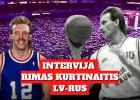 Video: Ģenerālis un Rims Kurtinaitis | Latvijas izlase, Timma un Bertāns Himkos, politika