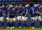 """""""Schalke 04"""" neveiksmes turpinās, """"Bayer"""" 81. minūtē izrauj neizšķirtu"""