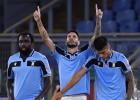 """Imobile atkal rezultatīvs, """"Lazio"""" atspēlējas un turpina dzīties pakaļ """"Juventus"""""""