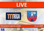 LIVE: TTT Rīga - Cēsis kopā ar Māri Noviku