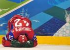 Zinovjevs cer, ka vēl varēs spēlēt olimpiādē