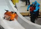 Holandieši atsakās no starta bobsleja četrinieku sacensībās