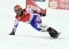 Paralēlajā milzu slalomā zelts Sauerbraijai