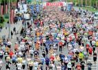 Nordea Rīgas maratons pārsniedz 10 000 dalībnieku robežu