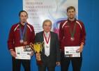 RTU sportisti kļuvuši par pasaules vicečempioniem svarbumbu sportā