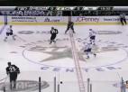 """Video: Skrastiņam lielākais spēles laiks uzvarā pār """"Oilers"""""""