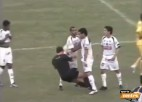 Video: Futbola tiesnesis - simulants
