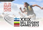 Maija nogalē Rīgā risināsies SELL studentu sporta spēles