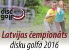 Latvijas čempionāts disku golfā uzņem apgriezienus