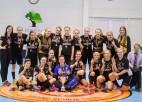 "Sieviešu 1. līgas čempione - Kocēnu ""Rubene 1"""