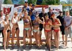 SELL spēlēs uzvar arī Lece/Ozoliņa, Latiševa-Čudare un Kociņa