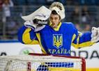 Medijs: divi Ukrainas hokejisti centās ietekmēt spēles iznākumu pasaules čempionātā