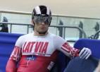 Februāra sākumā Lietuvā notiks Baltijas valstu čempionāts treka riteņbraukšanā