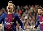 Koutinju aģents: ''Viņš atgriezīsies Barselonā''