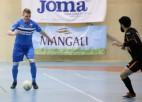 """""""Beitar"""" ar uzsvaru iesāk telpu futbola čempionāta pusfinālu"""