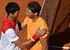 Fināls pirms fināla – Džokoviča duelis ar Nadalu