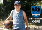 "Video: 26. maija ""Ghetto Basket"" Ogrē"