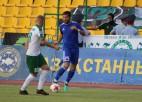 Karašausks gūst savus pirmos vārtus Kazahstānas čempionātā (+video)