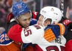 """Oilers"" pagarina līgumu ar aizsargu Nērsu"