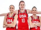WNBA revolūcija: plānots 2-3 reizes palielināt labāko spēlētāju atalgojumu