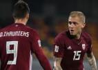 Latvija Astanā cerībā uzlabot savu rezultativitāti un vietu Nāciju līgā
