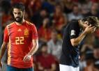 Pasaules vicečempione Horvātija cer uz revanšu pret Spāniju