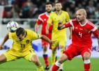 Nāciju līgas grupu turnīra noslēgumā Krievijas un Zviedrijas cīņa par A grupu
