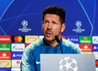 "Madrides ""Atletico"" galvenais treneris Simeone saslimis ar Covid-19"