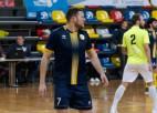"""Daugavpils """"Lokomotiv"""" pazaudē divu vārtu pārsvaru pret līderi """"Petrow"""""""