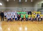 Latvijas jaunatnes čempionātā volejbolā U-17 zēniem uzvar Jēkabpils SS/Aizkraukles NSS