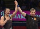 Grigorjeva atgriežas ar Eiropas čempionāta bronzu