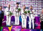 Inesei Tarvidai atkal pasaules čempionāta bronza
