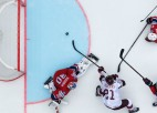 Latvija no pasaules čempionāta atvadīsies ar spēli pret norvēģiem