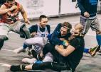 """""""Ghetto Basket"""" Amatieru 30. maija un 6. jūnija čempioniem balvā brauciens uz Igauniju"""
