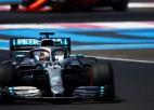 Hamiltons jau Meksikas GP var nodrošināt sesto F1 titulu