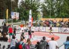 """""""Ghetto Basket"""" izziņo naudas balvas Amatieru grupā Daugavpilī un Ventspilī"""