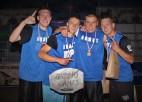 """13. jūlijā Ventspilī """"Ghetto Basket"""" spēles un """"Slam Dunk"""" konkurss"""