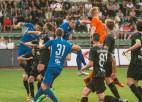 """Četras spēles Latvijas kausā: """"Ventspils"""" pret 1. līgas līderi, RFS pret Valmieru"""